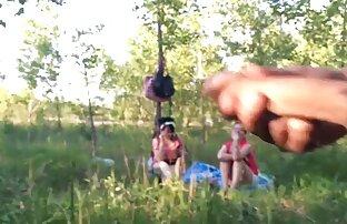 Camarógrafo salpica sobre chica pono en español latino caliente pt1